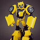 Bumblebee by Fanboy30