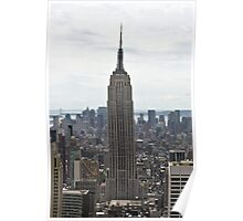 Empire State Building, Manhattan, New York, USA Poster
