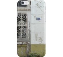 The studio at number 24 iPhone Case/Skin