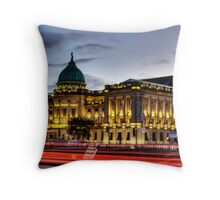 Mitchell Library HDR Throw Pillow