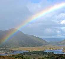 Ladies View - Ring of Kerry - Ireland by Arie Koene