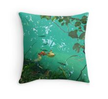 PURE and INNOCENT Throw Pillow