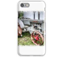 1935 Vintage Case Tractor iPhone Case/Skin