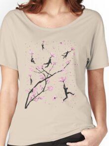 Blossom Flight Women's Relaxed Fit T-Shirt