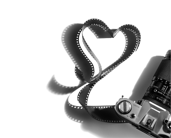 For the love of film by Lisa Sweet