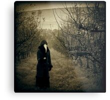 Come, eat from my orchard... Metal Print
