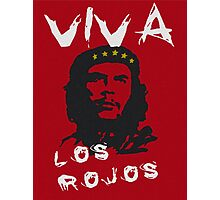 CHE GUEVARA - THE RED Photographic Print