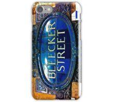 Bleecker Street iPhone Case/Skin