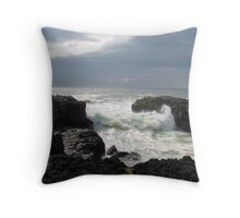 Mass Throw Pillow