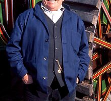 Fred Dibnah MBE by nigelphoto