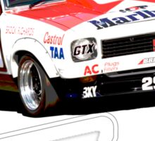 1979 A9X Torana Hatchback - Bathurst / Brock Sticker