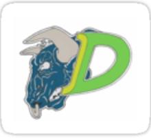 Desperados Baseball Official Supporter Sticker