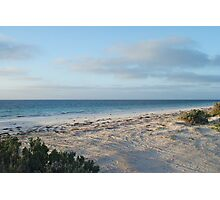 the beautiful bight, eucla Photographic Print