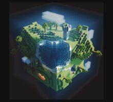 Minecraft world T-Shirt