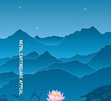 Nepal Earthquake Appeal - Phone Case by IcePie