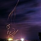 Meteor Men - Coolum Kite Festival 2009 by John Donatiu