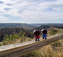 Winchester Road Trip - Palo Duro Canyon by L-N-L