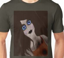crazy doll Unisex T-Shirt