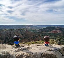 Winchester Road Trip - Palo Duro Canyon pt. 2 by L-N-L