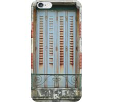 Red, Yellow and blue  iPhone Case/Skin