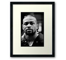 Roy Jones Jnr Framed Print