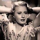 Ziegfeld Girls ... Barbara Stanwyck 1937 by © Kira Bodensted