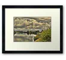The Mighty Manning River 2 Framed Print