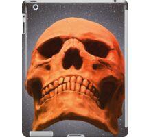 BIGGER space skull iPad Case/Skin