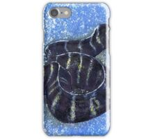 Postcards for the Reef 3: Moody Moray iPhone Case/Skin