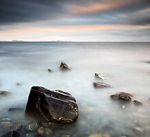 West coast seascape by Grant Glendinning