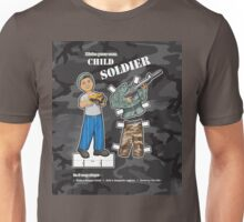 Make your own CHILD SOLDIER T-Shirt