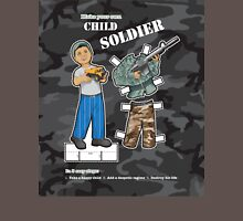 Make your own CHILD SOLDIER Unisex T-Shirt