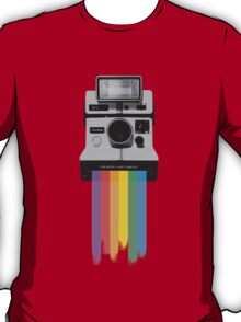 Polaroid Rainbow T-Shirt