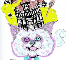 The Cheshire Cat by ChatsbyVictoria
