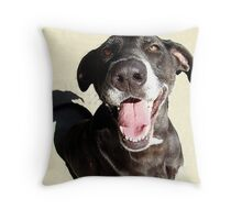 Dork Throw Pillow