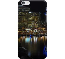 Looking Into the City iPhone Case/Skin