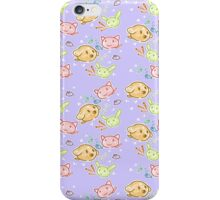 Pet Party iPhone Case/Skin