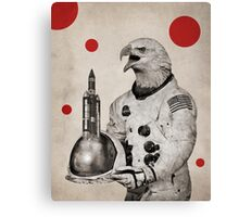 Anthropomorphic N°23 Canvas Print