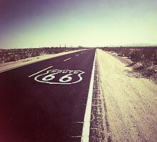 Route 66 by Giorgio Fochesato