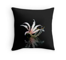 Simplicity's Blushing Child Throw Pillow