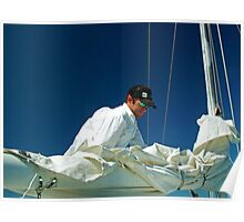 Going Sailing Poster
