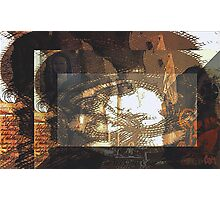 the da vinci code / tribute  Photographic Print
