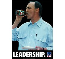 Paul Keating - Leadership Photographic Print