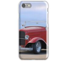1932 Ford 'Classic Hot Rod' Roadster iPhone Case/Skin
