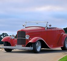 1932 Ford 'Classic Hot Rod' Roadster by DaveKoontz