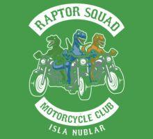 Jurassic Raptor Squad World Kids Clothes