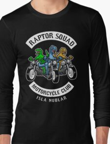 Jurassic Raptor Squad World T-Shirt