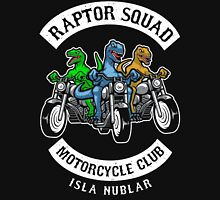 Jurassic Raptor Squad World Unisex T-Shirt