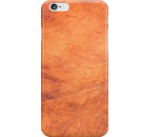 Red Earth iPhone Case/Skin