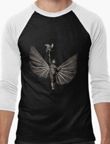 Anthropomorphic N°22 Men's Baseball ¾ T-Shirt